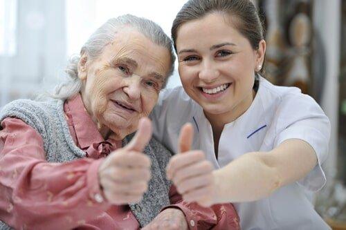 תמונת אווירה: דאגה למטופל