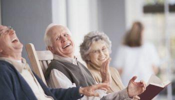 תמונת אווירה: דיירים מאושרים
